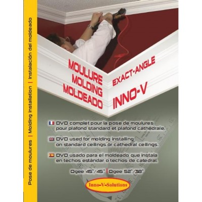 DVD instructions for molding installation