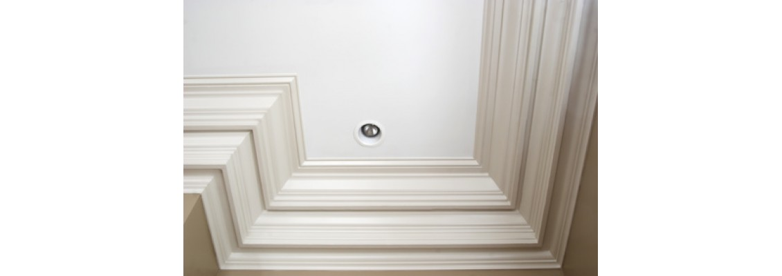 Installation of moldings